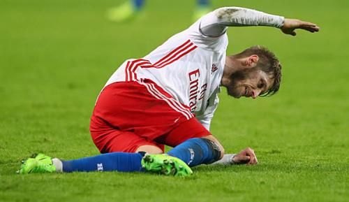 Bundesliga: Hunt muss mit dem Training aussetzen
