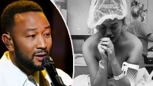 John Legend breaks silence on family loss in Billboard song