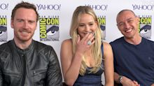 Watch the 18 Times Jennifer Lawrence Cracked Us Up at Comic-Con