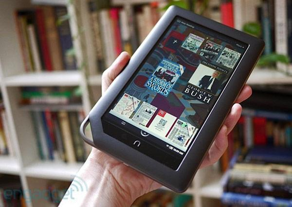 PSA: New Nook Color partitioning only leaves 1GB for music, other sideloaded content