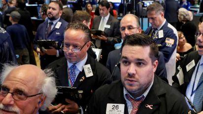 Stocks fall amid trade tensions, Rosenstein