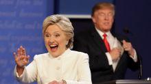 La gestion du coronavirus par Donald Trump irrite Hillary Clinton