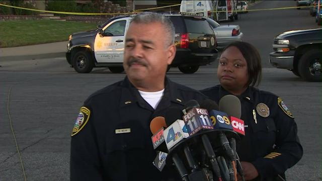Inglewood Police: `We Are Treating It as a Hostage Situation`