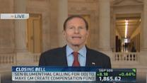 Sen. Blumenthal: GM deceived Federal government