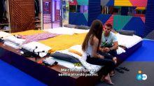Adara enloquece a gritos contra Miguel al enterarse de que le gusta Pol