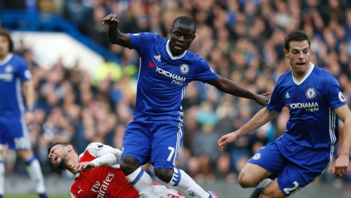 Chelsea's N'Golo Kante Ditches Supercar Trend to Favour Something More...Subtle