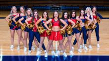 Cheerleader goes on strike after being asked to perform for free