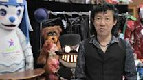 Singaporean of the Day: Frankie Malachi Yeo, the puppet master