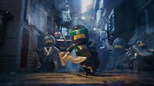 Review: 'The Lego Ninjago Movie' stacks up with an amusing villain and funny action