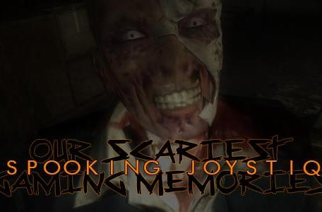 Spooking Joystiq: Our scariest gaming memories