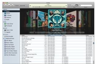 Apple quietly releases iTunes 7.0.1