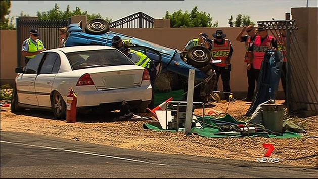 Deadly crash in Adelaide's north