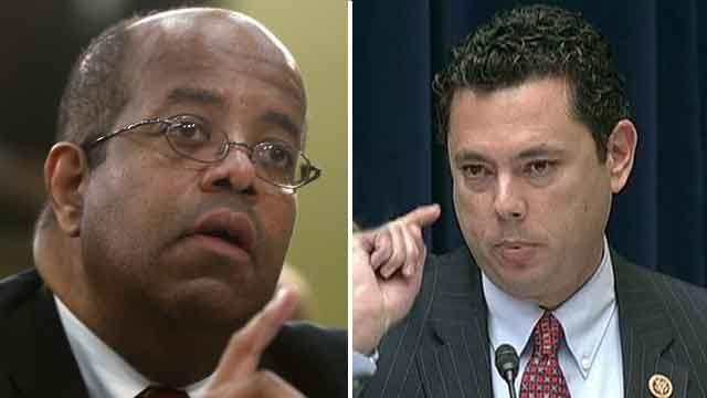 Lawmakers, IRS agent have intense confrontation