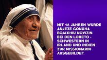 Zum 20. Todestag von Mutter Teresa: Ihr Leben und Wirken