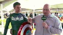 Angry Nerd - Angry Nerd Takes on the Avengers Cast, Cosplay Superheroes, and More at San Diego Comic-Con 2014