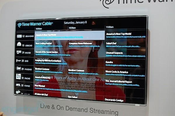 New DLNA guidelines, same old promises about tru2way and streaming from the cable box