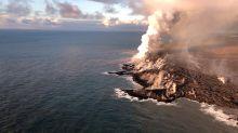 Selfie auf dem Vulkan: In Hawaii werden lebensmüde Touristen festgenommen