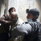 Air strikes again hit Syria's Ghouta, U.N. considers ceasefire resolution