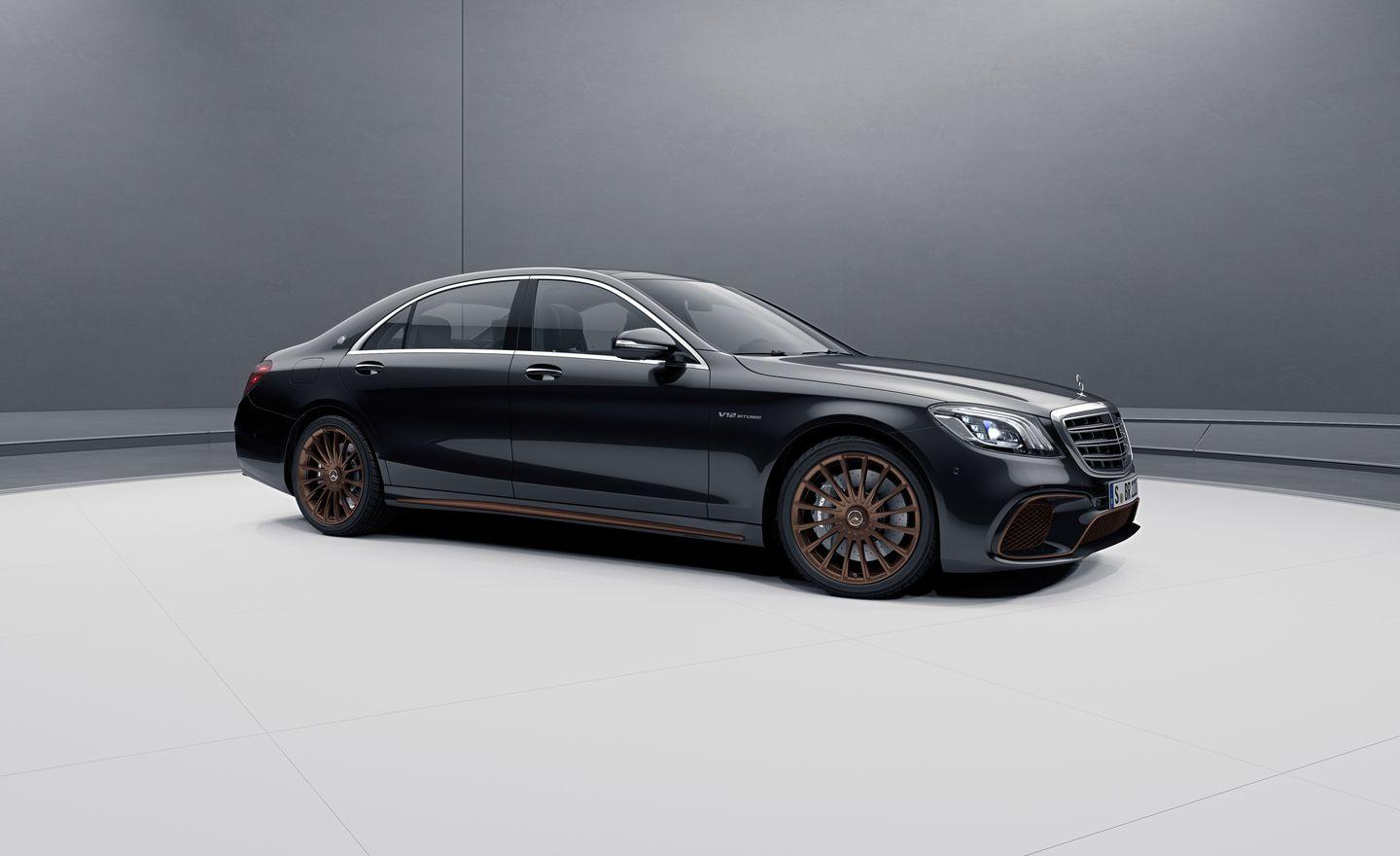 """<p>We reported last April that <a href=""""https://www.caranddriver.com/news/a19694834/mercedes-amg-to-drop-v-12-engines/"""" rel=""""nofollow noopener"""" target=""""_blank"""" data-ylk=""""slk:Mercedes would be dropping the silky-smooth V-12 engine"""" class=""""link rapid-noclick-resp"""">Mercedes would be dropping the silky-smooth V-12 engine</a> from the S-class lineup once a redesigned model hit the market.</p>"""