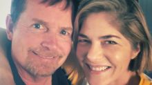 'You are the best': Selma Blair shares touching message to friend Michael J. Fox