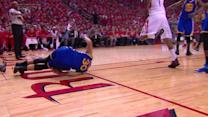 Curry Injured During Game 4