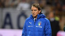 Mancini committed to Italy despite reported Premier League interest
