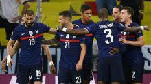 Euro: la France met l'Allemagne à terre après un choc de titans