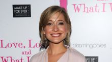 Smallville star Allison Mack arrested in connection with sex trafficking cult