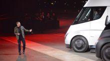 Automobile : Tesla dévoile un prototype de camion électrique