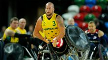 'He'd make me crawl': Ryley Batt's life lesson that paved the way to wheelchair rugby greatness