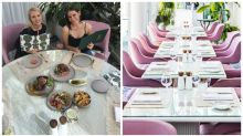 This garden oasis restaurant makes for the perfect girls' lunch