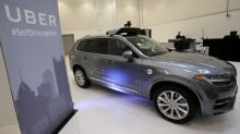 Uber unveils next-generation Volvo self-driving car