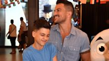 Peter Andre's son Junior brands him a one hit wonder