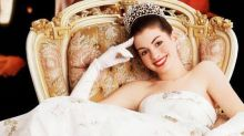 Garry Marshall Says Anne Hathaway's Into 'Princess Diaries 3'...But What Does She Say?