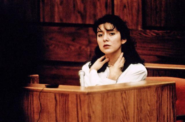 Amazon revisits Lorena Bobbitt's trial in new 'Lorena' trailer