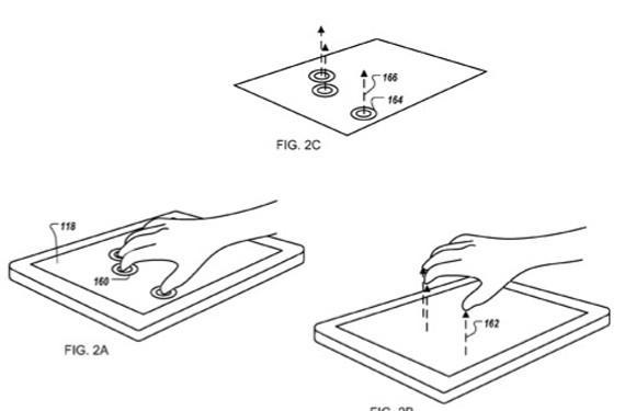 Apple seeks patents for 3D and 'physics metaphor' gesture controls
