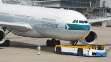Cathay Pacific shares tank as it bows to China to sack staff over Hong Kong protests