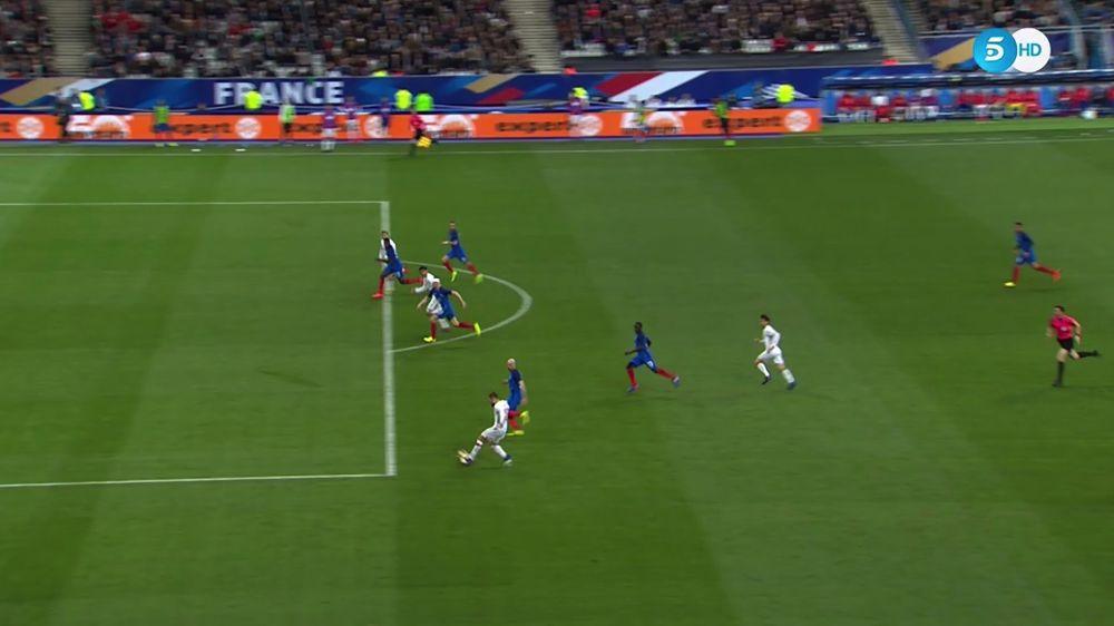 Deulofeu se estrena como goleador con España gracias al VAR
