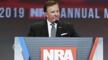 Richard Childress resigns from NRA board