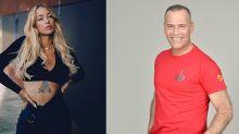 Carlos Lozano niega en 'Sálvame' que haya caído en la tentación de Mayka Rivera