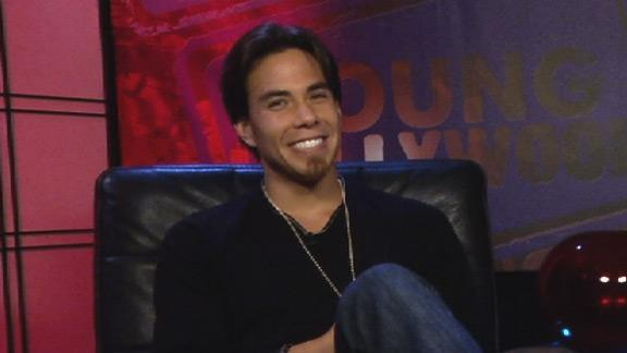 Apolo Ohno Off The Ice