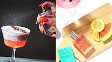 Edible perfume now exists and that's our Christmas present sorted