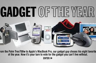 DS taking Time's Gadget of the Year race by storm
