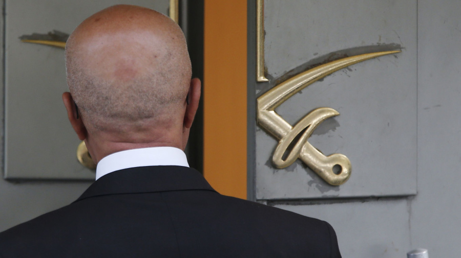 Saudi official offers new account of Khashoggi's death