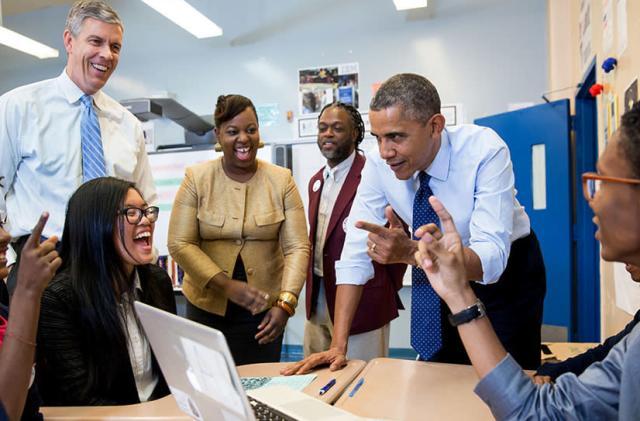 White House Demo Day focuses on diversity