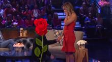 Tearful proposal surprises everyone on 'Bachelor Winter Games' finale