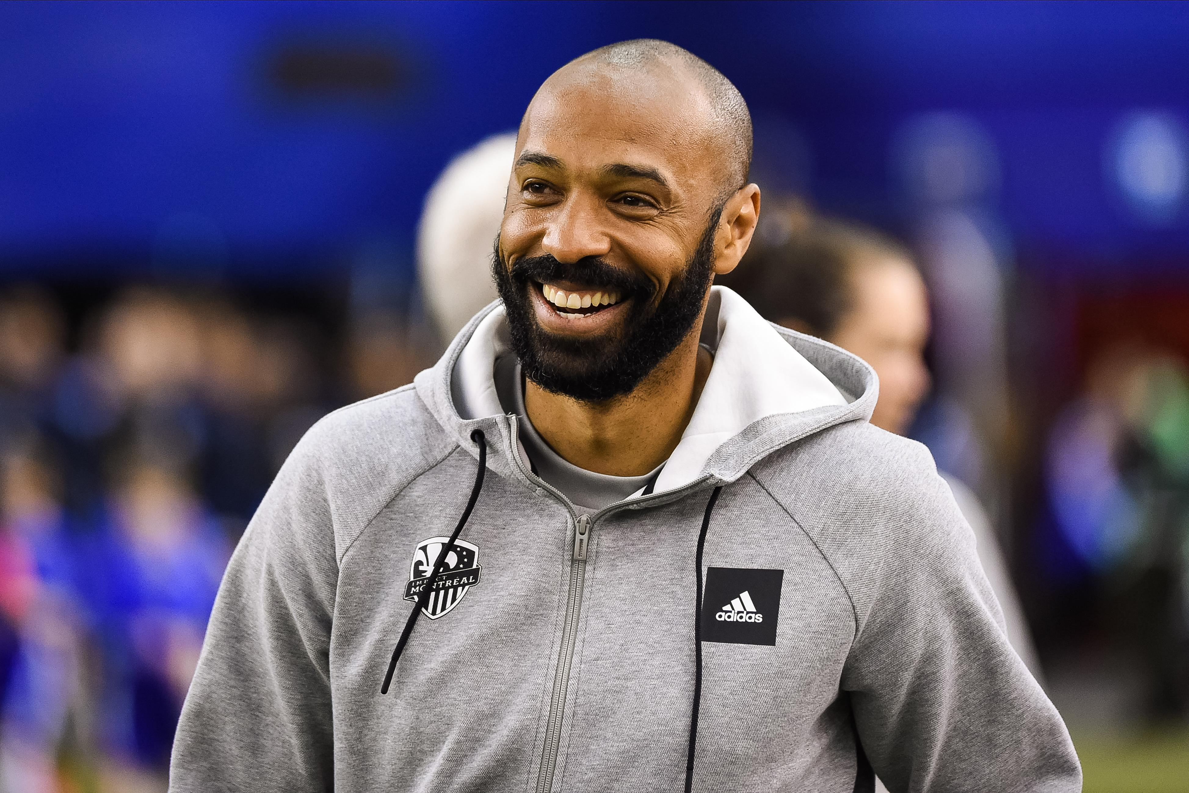 Thierry Henry wins his first match as an MLS coach as Montreal tops New  England