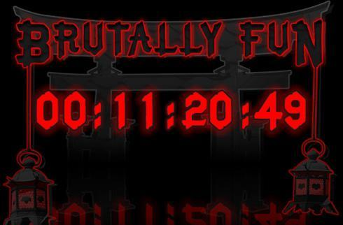 'Brutally Fun' countdown does not signal 'Brutal Legend' [update]