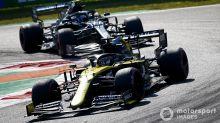 F1: Ricciardo diz que ficou surpreso com falta de ritmo de Bottas em Monza