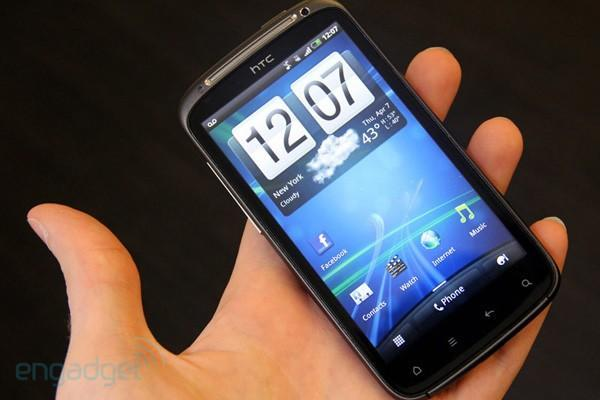 HTC Sensation confirmed for all UK carriers, ready for summer fiesta